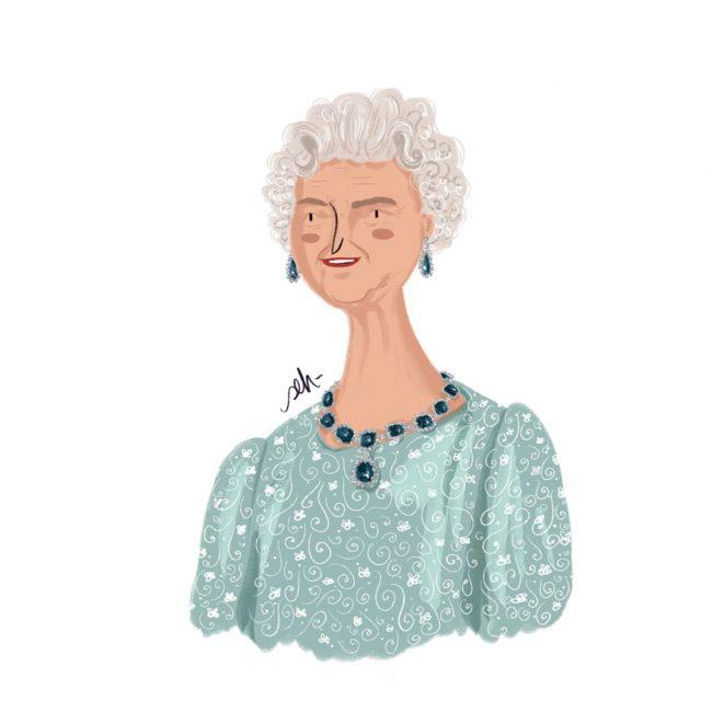 Her Majesty Queen Elisabeth II
